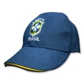Heavy brushed cotton brasil baseball cap