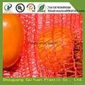 PE raschel mesh bag for vegetables and fruits 4