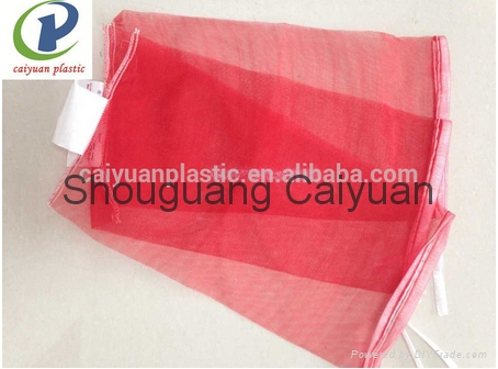 PE monofilament date mesh bag 2