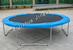 10ft Trampoline with safety net or not