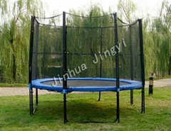11ft Trampoline with safety net or without