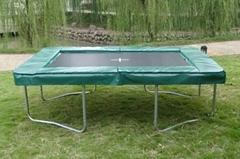 Large szie rectangular trampoline