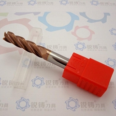 銳鑄鎢鋼平底銑刀