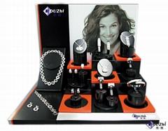 wholesale jewelry display , acrylic jewelry display stand / holder / rack for ri