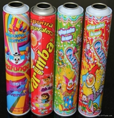 tin can for aerosol wholesale spray paint can Empty Spray Paint Can