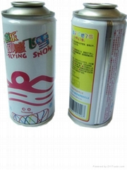 aerosol can spray tin Can butane gas manufacturer