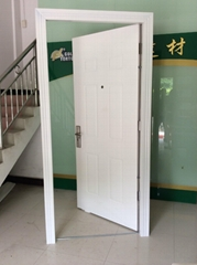 Euro style security door