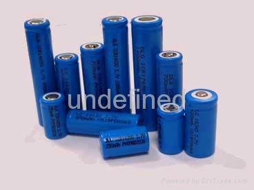 14500锂离子电池 2