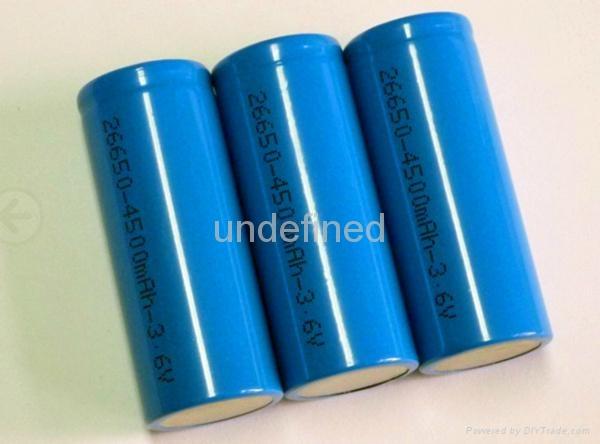 26650锂离子电池 2