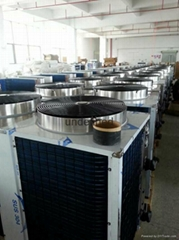 供应WISMA 维斯马5P水循环空气能热泵热水器