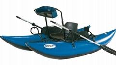 Fish Cat 10 IR Pontoon Boat