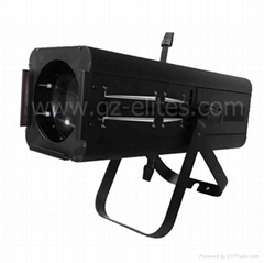 200W 4in1 led gobo projector light zoom led light