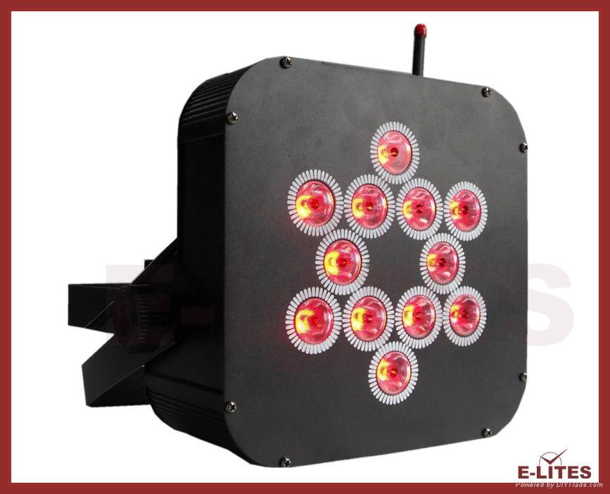 新款扁型12*15W 五合一高亮度LED户外帕灯 2