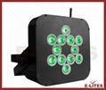 新款扁型12*15W 五合一高亮度LED户外帕灯 3