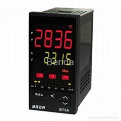 BT5A智能PID数字温控表