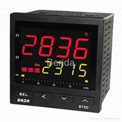 BT5D智能PID数字温控表