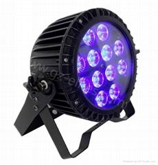 新款扁型12*15W 五合一高亮度LED户外帕灯