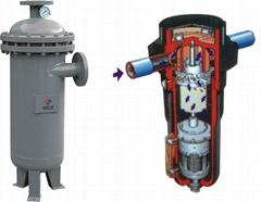 HDL oil-water separator
