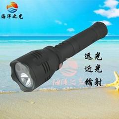 多功能攝像手電筒