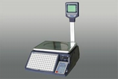 LS6X label printing scale