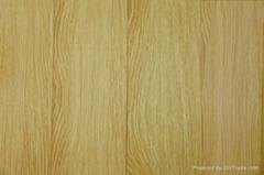 China Factory House or Hotel Zero Formaldehyde Wood Laminate Flooring