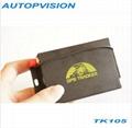 GPS105B  Vehicle GPS tracker with camera recording