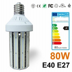 80W E40 6500K Led warehouse light