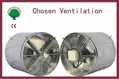 Industrial Air Circulation Fans