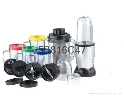20PCS with blender,5 in 1 food processor 1