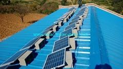 6KW Off grid Solar Powerd Generator with DG