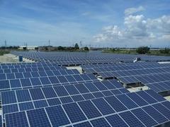 30000W DG solar power Generation System