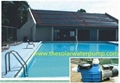 1000W solar swimming pool pump