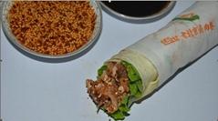 北京烤鸭卷
