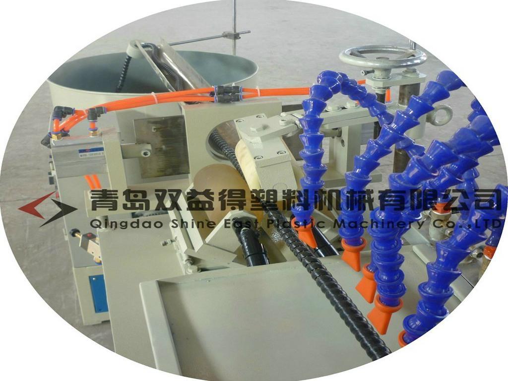膠管護套螺旋纏繞管生產線 2