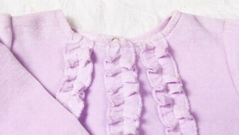 Baby girl cotton clothing set casual flower spring and autumn clothing  set ve