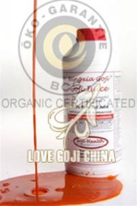 Pure   Top    Quality  Wolfberry   Concentrated Juice 1