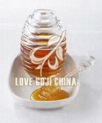 2015   Natural     Benefits  Energetic  Goji Honey