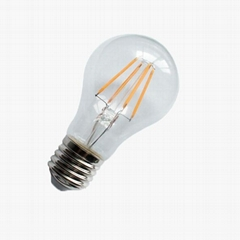 top sale LED Filament Bulb 110LM/W with 360 degree