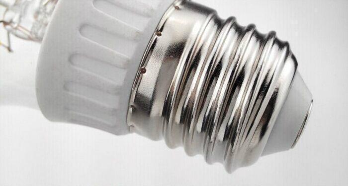 warm white Glass Filament bulb inside LED 2