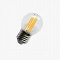 G45 LED Filament Bulbs 2