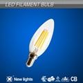 4W E14 C35 LED filament bulb
