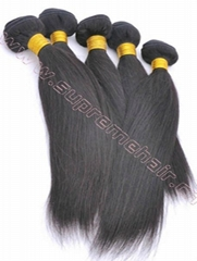 Factory Top quality shedding-free and tangle-free Human Hair Extensions