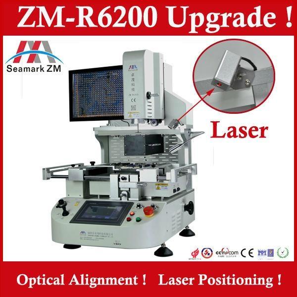 Cell phone repair kit ZM-R6200 mobile reballing machine reballing kit for comput 1