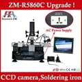Automatic bga rework station ZM-R5860C mobile motherboard reballing machine 1