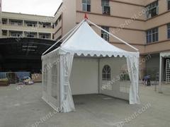 Luxury Gazebo Tent with Durable Aluminum Frame