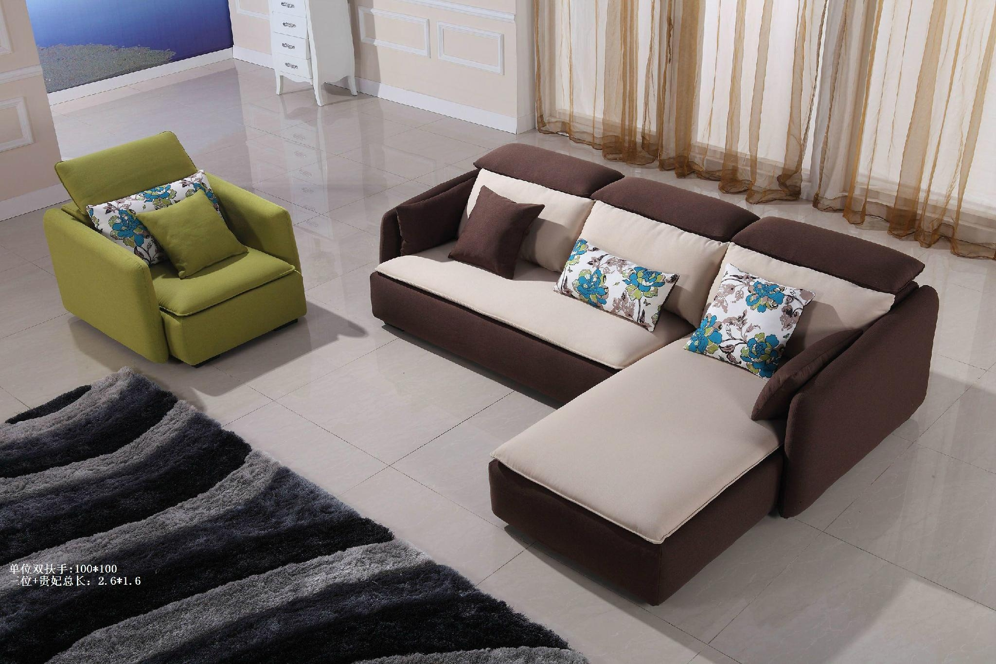Latest design wooden sofa furniture living room sofas 86 for Latest sofa designs for living room