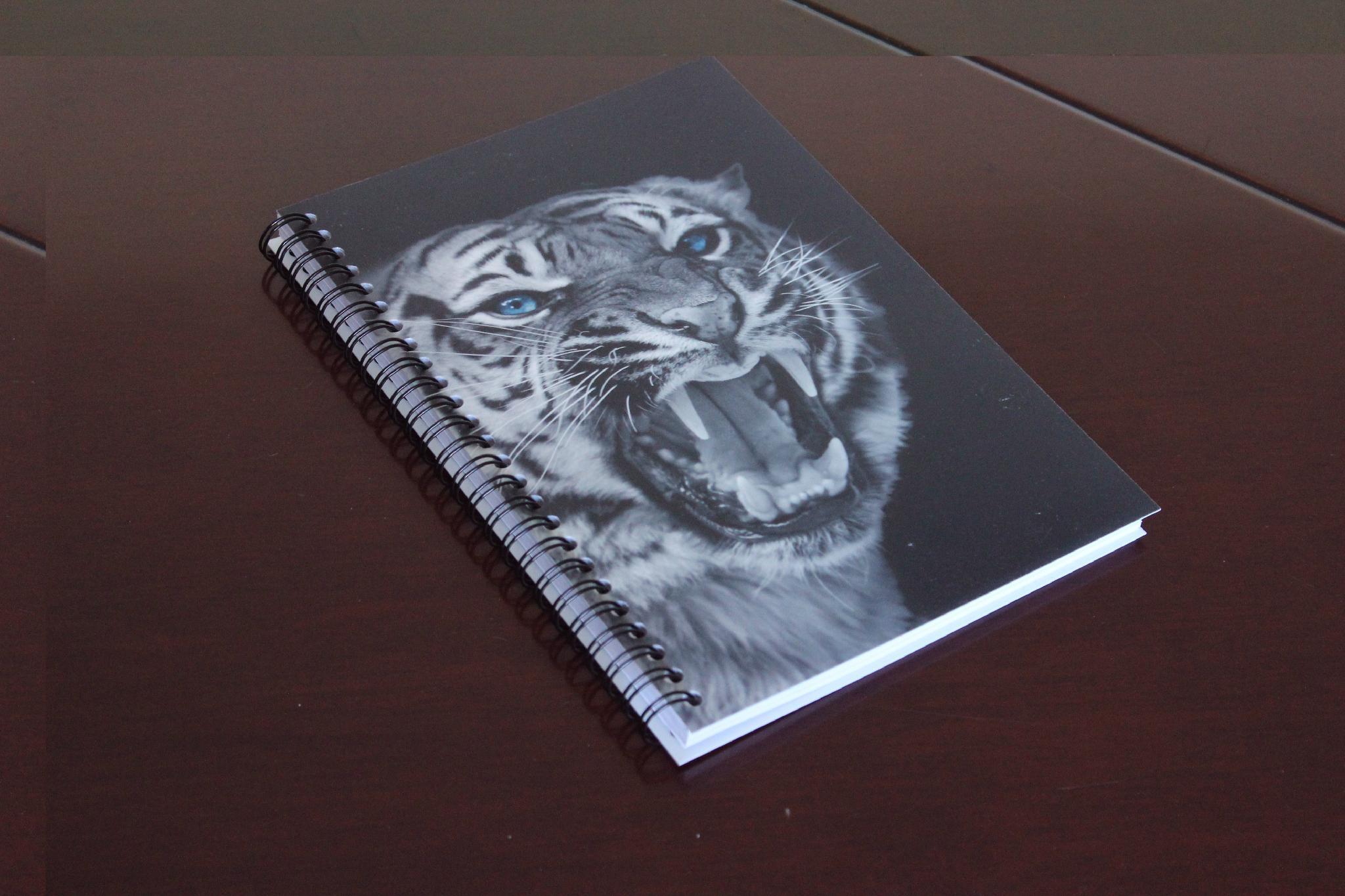 spiral notebook 3