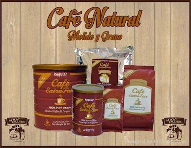 Kafeson Ground Coffee - 100% Arabica Bean  1