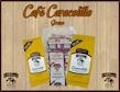 Kafeson 2/1 Caracolillo Coffee - Sugar