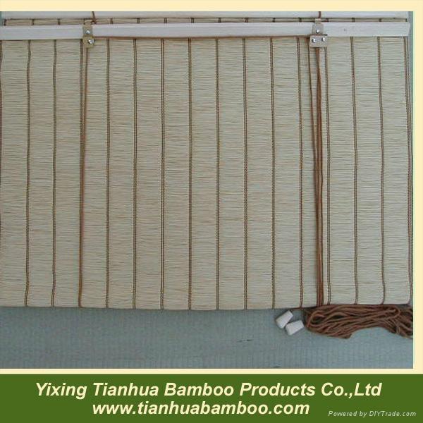 Bamboo blind 1